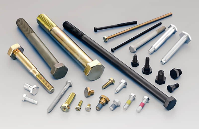 hex bolts, hex shoulder bolt,